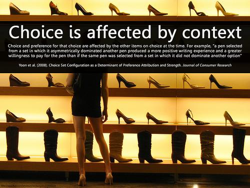 ChoiceIsAffectedByContext